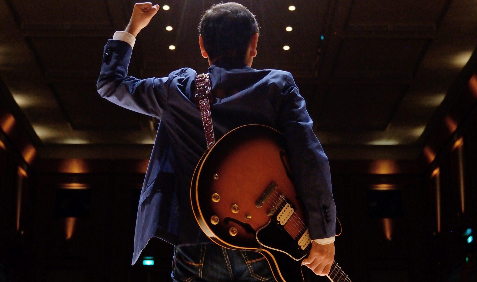 PepeTashiro~Guitarist